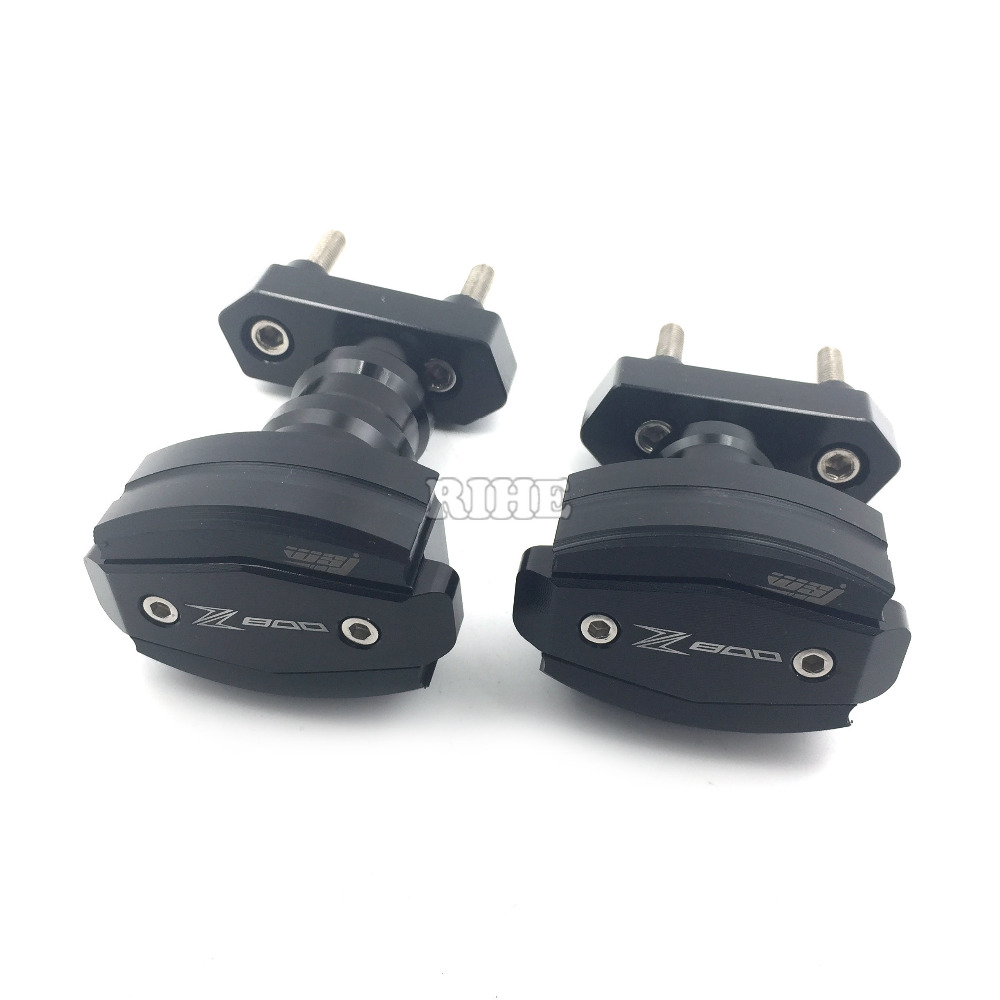 Motorcycle accessories CNC motorcycle Engine Cover Frame Sliders Crash Protector For KAWASAKI Z800