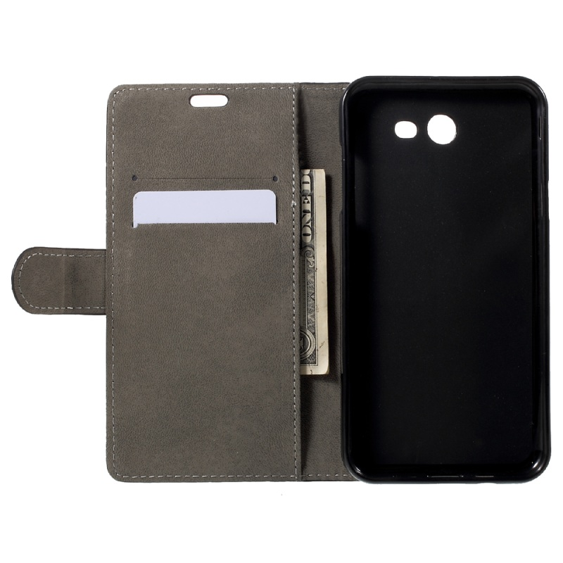 Para galaxy j 7 2017 cubierta capa accesorio del teléfono soporte de la carpeta