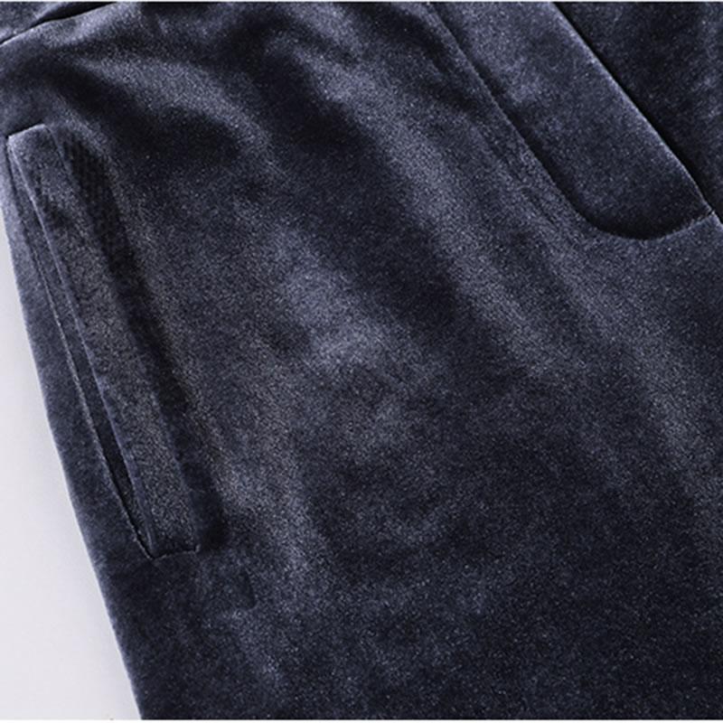 Wbb1441 Las Moda Todo Picture Mujeres xitao Wbb1441 Black Elástica see Encuentro Cintura Kong Nueva Hong De Primavera Recto Casuales 2019 Pantalones Suelto Mujer UzdzAqw