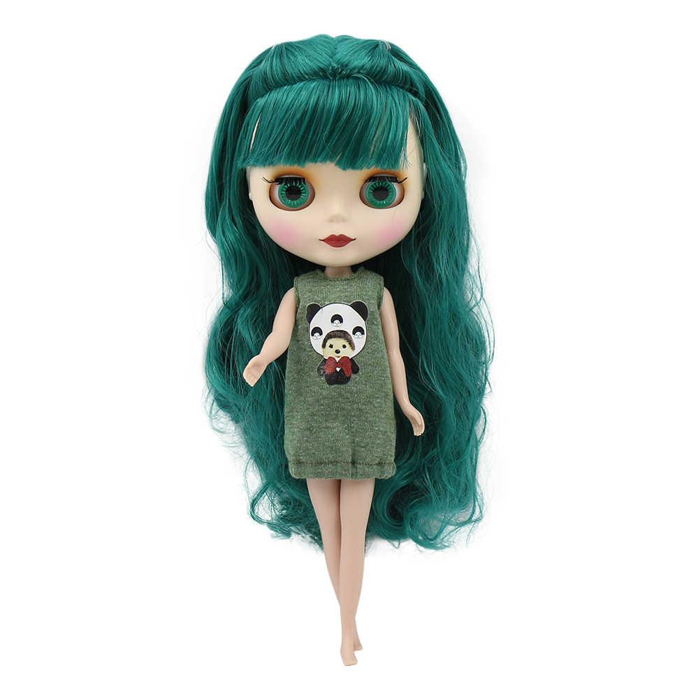 Blythe icy muñeco de fábrica Original cuerpo DIY desnudo BJD juguetes de moda muñecas chica regalo nueva oferta especial en venta