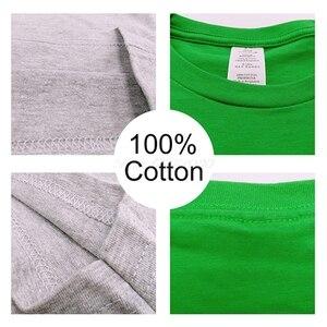 Image 5 - Bật Dude Lớn Lebowski Áo Bầu Không Khí Thun Nam Cotton Plus Size Nữ Tay Ngắn Tùy Chỉnh Ngộ Nghĩnh T Áo Sơ Mi