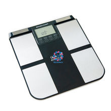 Bodecoder Digital Fitness Express BIA Body Fat Monitor Fat Analyzer Body Health White Home Using Analysis Report
