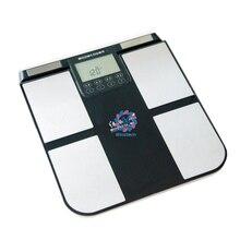 Bodecoder Digital Fitness Expreso BIA Monitor de Grasa Corporal Analizador de Grasa Corporal Salud Blanco Casa Usando Analysis Report