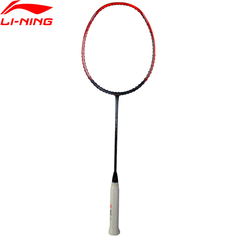 Li-Ning 2018 3D Breakfree 90IV Daily Professional Badminton Racket Single Racket Li Ning Equipment Sports Racket AYPM322 silicone fake false breast crossdresser silicone breast form silicone breast chest prosthesis fake boobs skin color 3600g