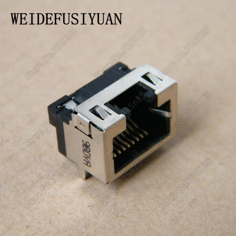 Laptop Notbook RJ45 connector For LENOVO ThinkPad IBM T500 W500 LAN JACK RJ45 PORT