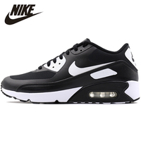 NIKE Original New Arrival Mens AIR MAX 90 VRunning Shoes Mesh Breathable Comfortable High Quality For Men#875695 008