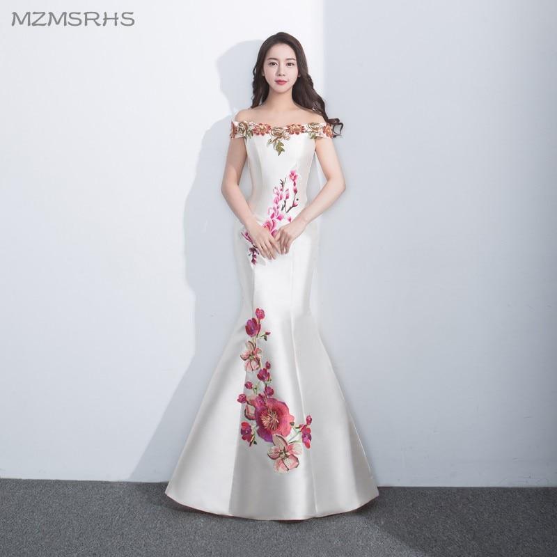 Ausgezeichnet Chinesischen Stil Prom Kleid Ideen - Brautkleider ...
