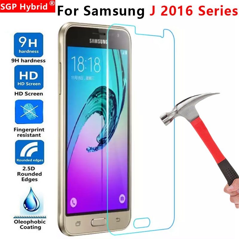 Verre de protection pour Samsung J5 2016 J3 J1 J7 6 J 1 3 5 7 verre trempé protecteur d'écran sur la galaxie J52016 5j 3j tremp galax