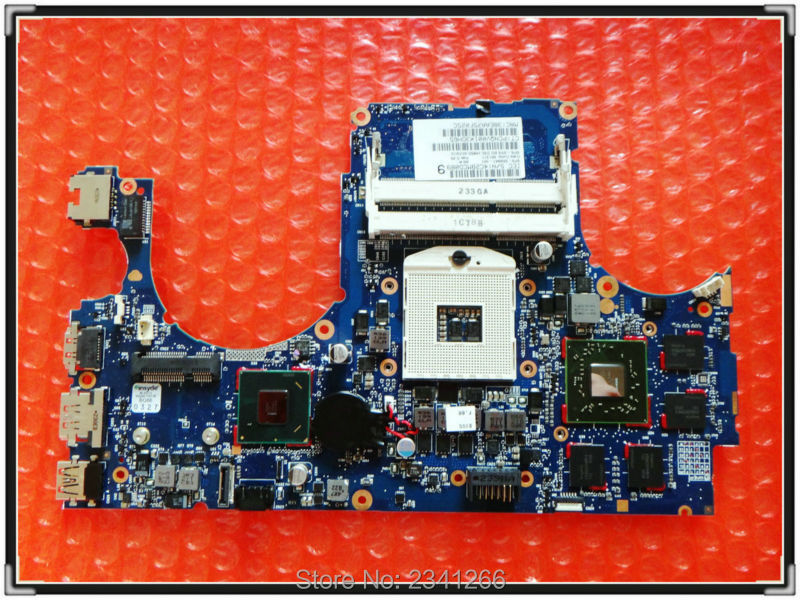 668847-001 for HP Envy 15-3000 15t-3000 for ENVY 15-3000 NOTEBOOK HM65 7670M/1G Laptop Motherboard Fully Tested