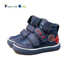 Здесь можно купить  autumn/winter fashion children shoes nubuck leather boots high quality comfortable fitting antislip kids shoe for boy size 28-33