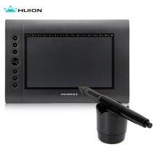"""Huion 10 """"x 6"""" Цифровые планшеты записи Книги по искусству рисунок Графика Планшеты доске рукописного ввода перо клавиш доска"""