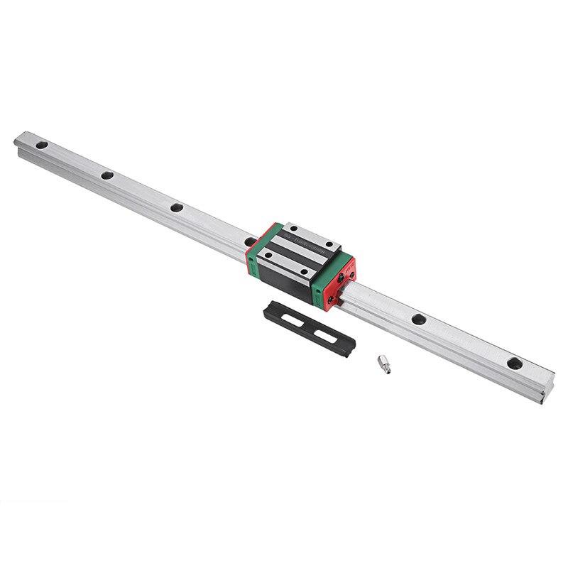 HGR15 100-1200 мм линейная направляющая с HGH15CA линейная направляющая блок CNC части для станков с ЧПУ прочные