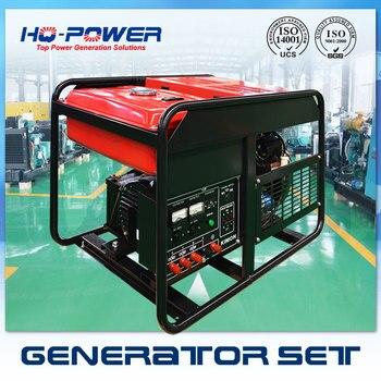 110/220 volt generating price of 10kva honda petrol generator from china