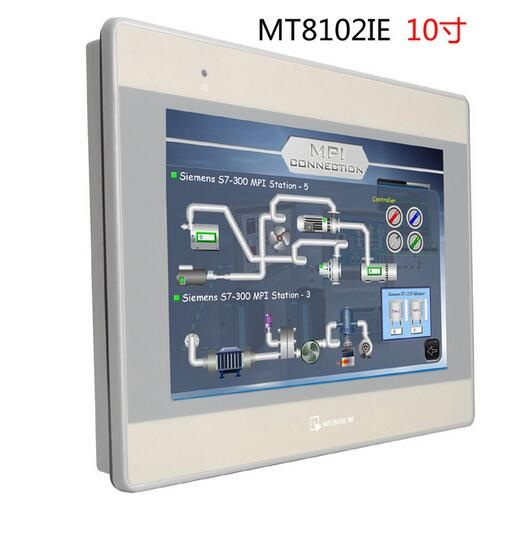 HMI 10 COLOR TFT WEINVIEW MT8102IE (COMPATIBLE WITH ALLEN BRADLEY PLCS) Support Ethernet, Can replace MT8101iE MT8100iEHMI 10 COLOR TFT WEINVIEW MT8102IE (COMPATIBLE WITH ALLEN BRADLEY PLCS) Support Ethernet, Can replace MT8101iE MT8100iE