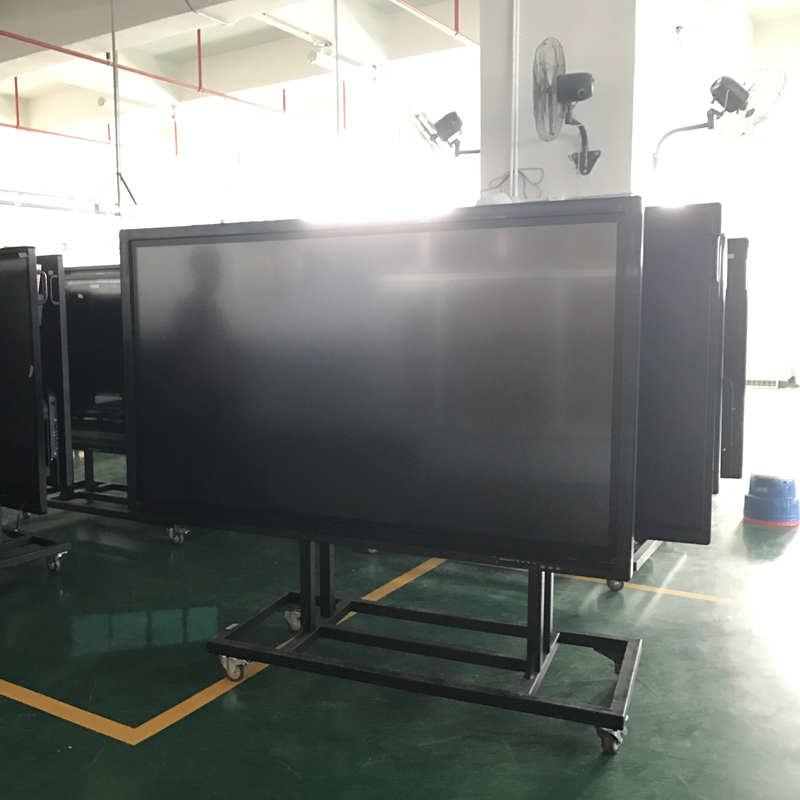 """84"""" all in one pc tv touchscreen smart tv and computer integrated with I5 cpu"""
