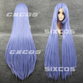 Women Full Long Wig Straight Hair Cosplay Wig Universal natural Lolita Party HalloweenHinanai Tenshi/Izumi Konata/Wendy Marvell