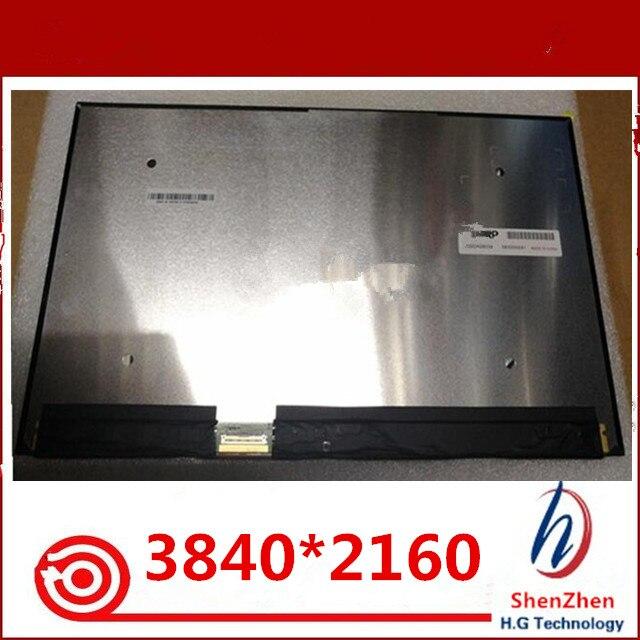 New Original 12.5''IPS 96%NTSC LED LCD Screen 4K LQ125D1JW31 For Dell XPS 12 9250 Display 3840(RGB)*2160 UHD