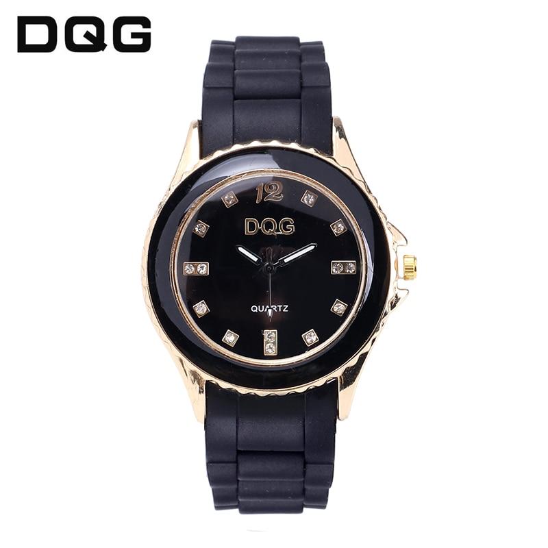 Hot Sales Famous  Brand Silicone Watches Women Ladies Men Military Dress Quartz Wristwatches Relogio Feminino Reloj Hombre Saat