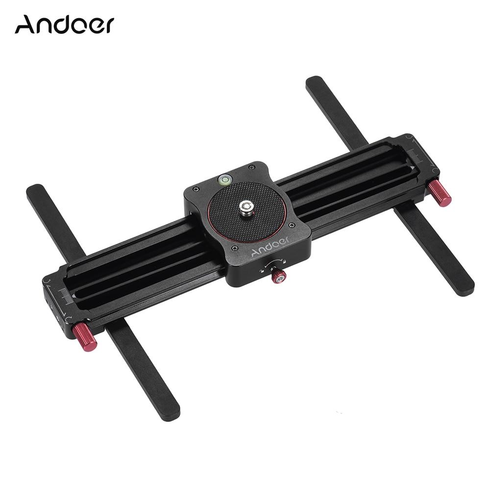 bilder für Andoer gt-mn280 280mm mini manuelle track slider folgen fokus & weitwinkel kamera video slider für gopro action kamera smartphone