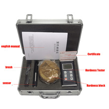 HM-6580 Digital Hardness Tester Portable metal hardness tester Split metal tester measuring instrument