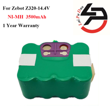 NI-MH 14.4V 3500mAh vacuum Cleaner Battery High quality Battery for KV8 XR210 KAILY 570 V770 580 ZECO V700 Zebot Z320 battery