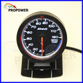 "2.5"" 60MM DF Advance CR Gauge Meter Water Temp Gauge Black Face C Degree With Sensor/AUTO GAUGE"