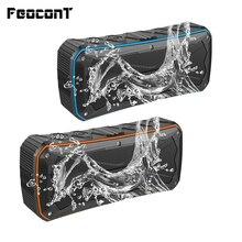 Outdoor Lautsprecher Tragbare Wasserdichte Bluetooth Lautsprecher Reiten Klettern Fahrrad Lautsprecher Freisprechen TF Karte Audio Musik Zentrum
