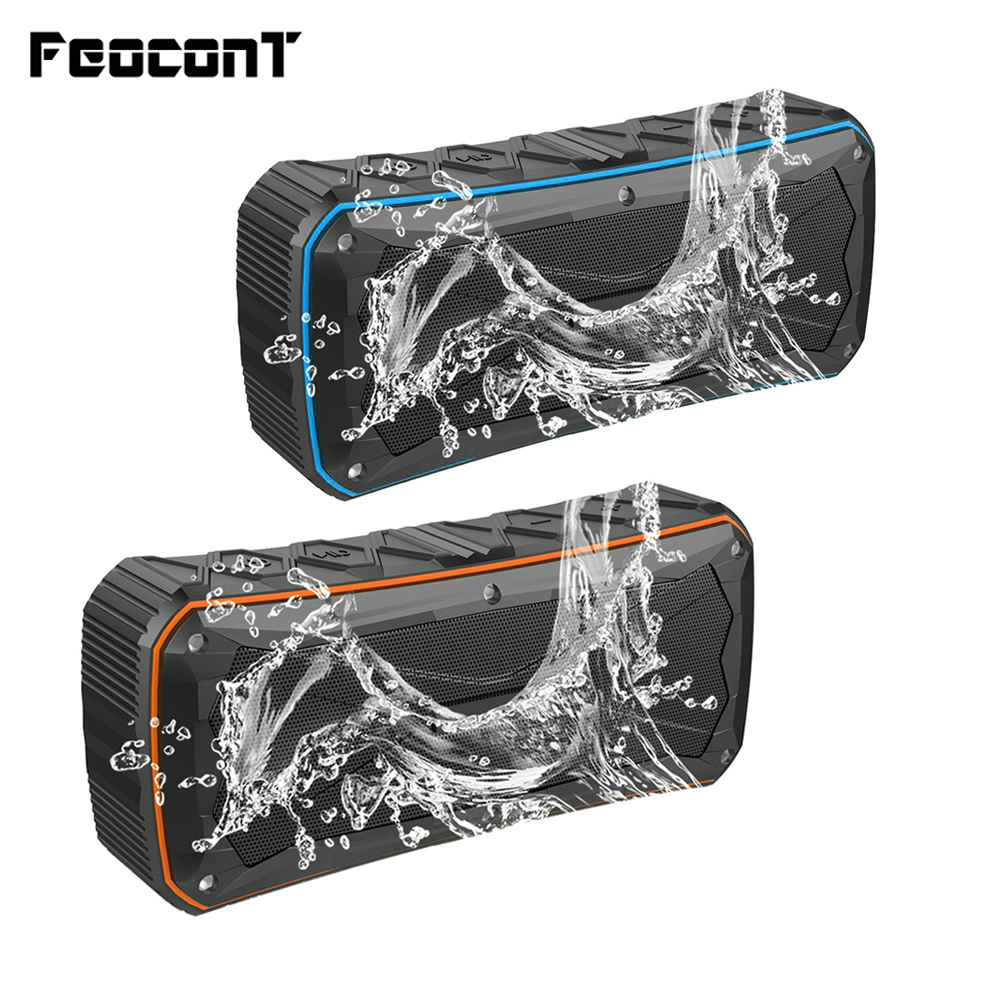 Outdoor Speaker Portable Waterproof Bluetooth Speaker Riding Climbing Bicycle Speakers Handsfree TF Card Audio Music Center-in Outdoor Speakers from Consumer Electronics