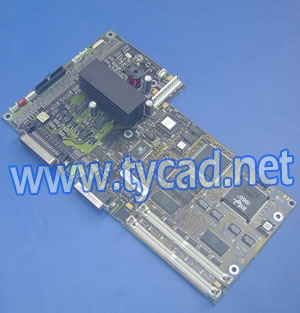 C3190-69139 for HP Designjet 230 250C Main logic PC board plotter parts pc 230