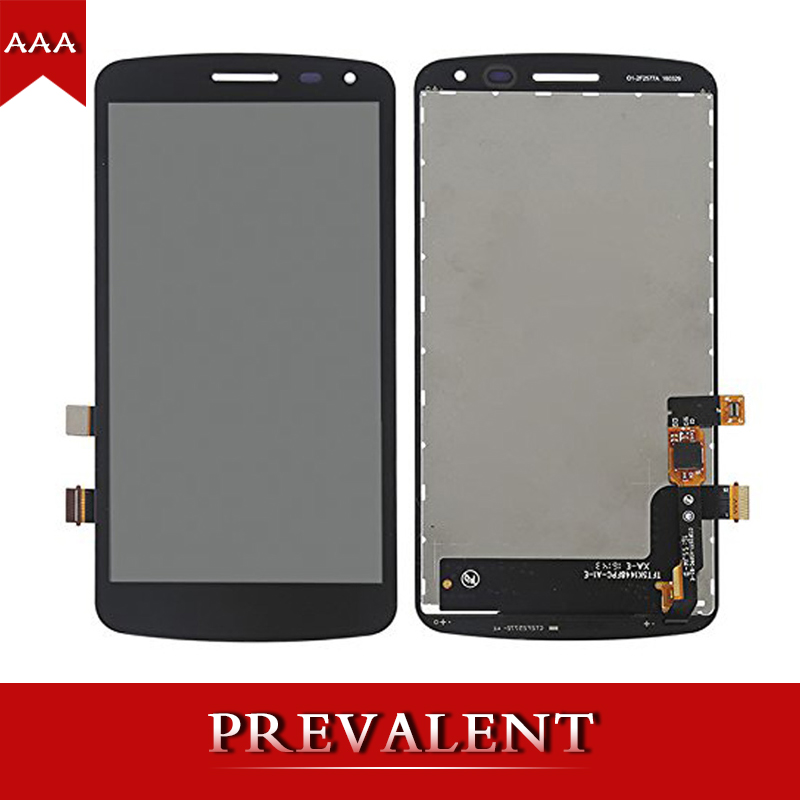 For LG K Series K5 X220 X220MB X220DS LCD Display Panel Screen Module + Touch Screen Digitizer Sensor Glass Assembly