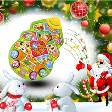 Christmas Tree Play Keyboard Musical Singing Gym Carpet Mat Best Kids Baby educational toys for children L1015(China)