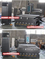 Furniture Equipments ATC 1325 Tool Changer Wood Furniture Design Machine Woodworking Machining Center