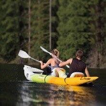 Aqua Marina Betta HM K0 10'3″/13'6″HM-312/412 inflatable boat kayak canoe pvc dinghy raft Advanced Drop-Stitch Kayak for 2person
