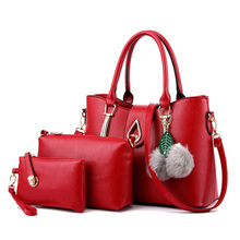 Womens bag 2019 new for women Europe and the United States atmosphere stereotypes fashion womens slung shoulder