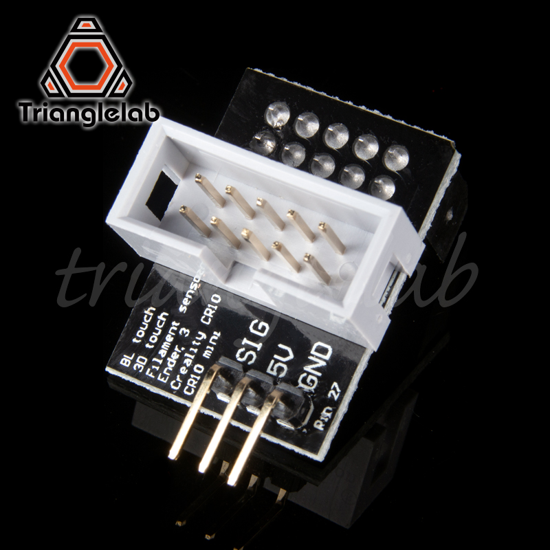 Trianglelab  Adapter Board Filament Sensor Kit Or BL Touch Adapter Board Pin 27 Board For Creativity For 27 CR-10 Ender-3