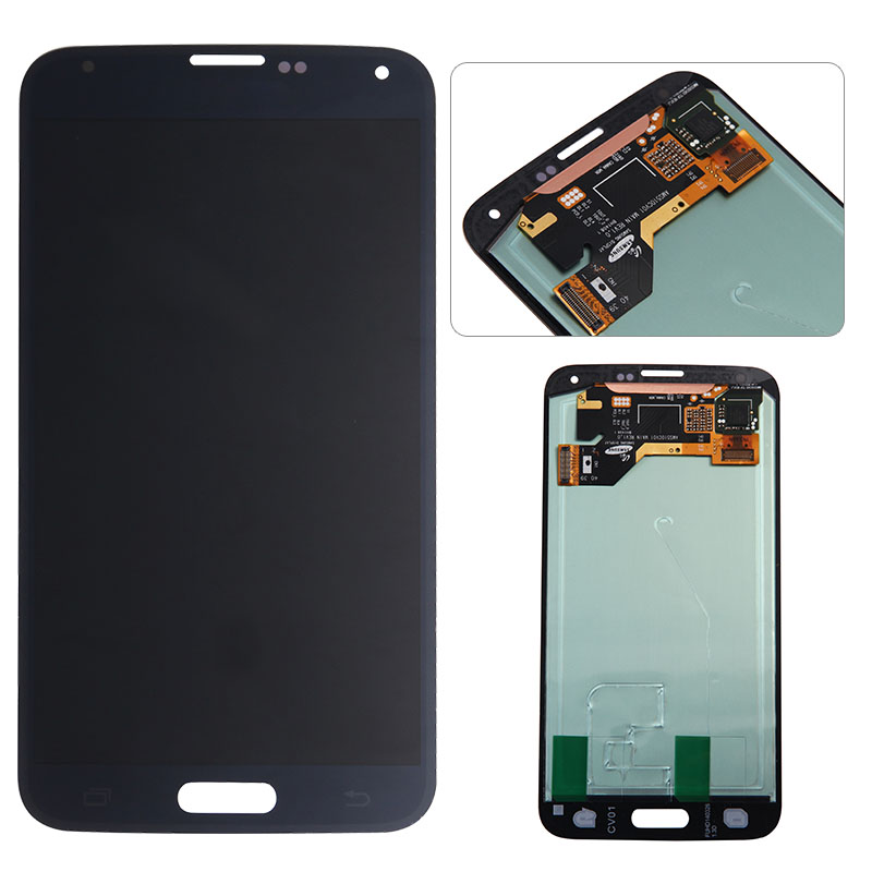 freeshipping 100 Original for Samsung Galaxy S5 NEO g903 G903F LCD display touch screen Digitizer FREESHIPPING