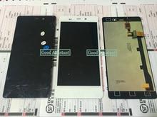 Alta qualidade para gionee elife e6 ajuste blu vida pura l240 l240i l240a fly iq453 display lcd + tela de toque digitador assembléia