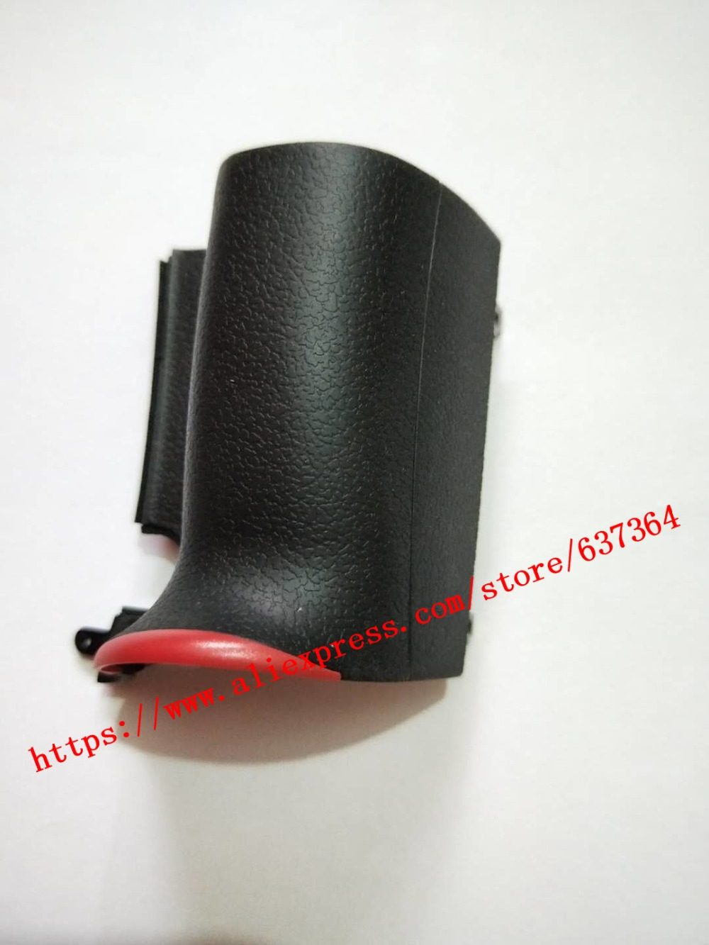 New Front Holding Rubber Main Hand Grip Rubber Unit For Nikon D7100 Camera Replacement Part