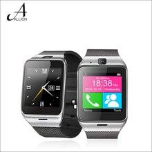 Aplus GV18 Bluetooth Smart Uhr Für iPhone Android Telefon Für Android Samsung Armbanduhr Smartwatch Mit Kamera Sim-kartensteckplatz
