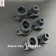 Free shippng 3pcs(sets) Black Color plastic welding nozzle, PPR pipe butt welding die head, 20/25/32mm Welding Mold