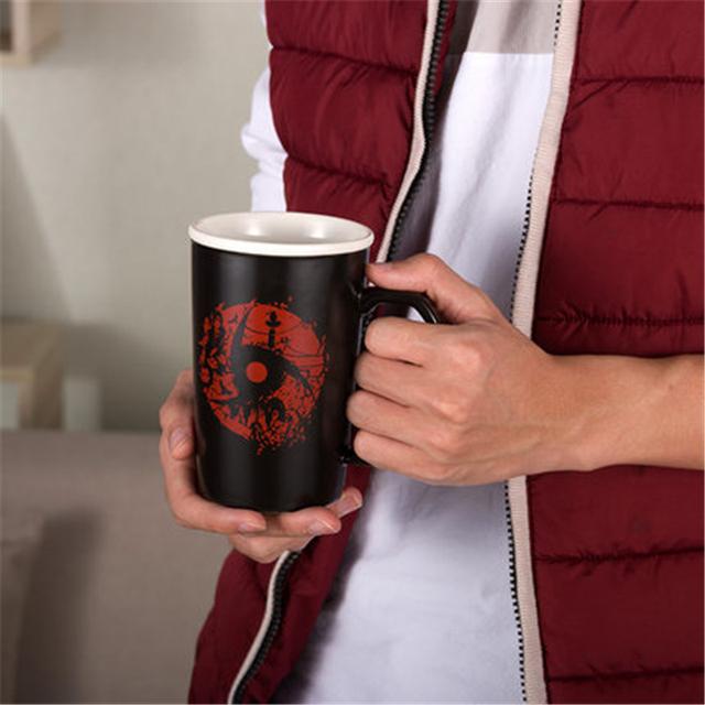 Naruto Uchiha Itachi Taza de Ceramica 350 ml