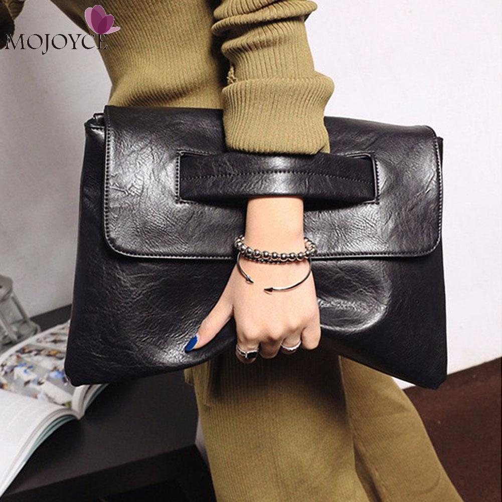 ee66fc05784 Fashion Women's Clutch Wallet Famous Brand Designer Leather Envelope Clutch  Women Handbag Purse Evening Party Bags bolsos mujer-in Top-Handle Bags from  ...
