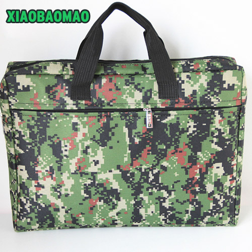 camouflage Business A4 document file bag waterproof casual work magazine laptop book bag case School office stationery supplies countryside magazine country kitchen – a project andidea book paper only