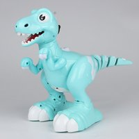 Creative Dinosaur Robot Remote Control Robotic Dinosaur Smart Pet Kid Toys Radio Controlled Robot Toy Spray Dinosaur Action Toy