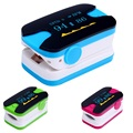 Portable Health Care OLED Display Fingertip Pulse Oximeter Blood Oxygen SPO2 Heart Rate PR Monitor Fingertip Pulse Oximeter