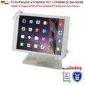 Titular tablet Universal suporte de mesa de segurança para 10.1-12.9 ''ountertop bloqueio exibição titular rack de suporte de montagem anti-roubo
