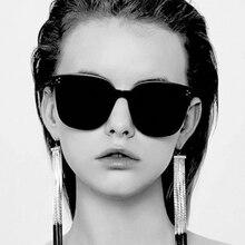 FENCHI women sunglasses Classic brand designer frame retro crystal square ladias eyewear occhiali da sole