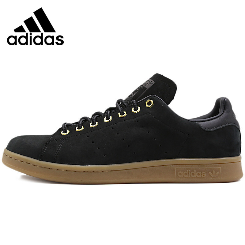 Original New Arrival  Adidas STAN SMITH WP Unisex Skateboarding Shoes Sneakers