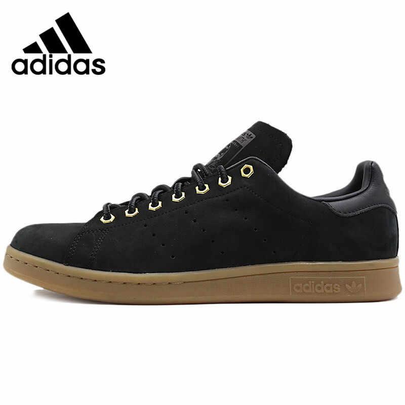 Molesto especificación Panadería  Original New Arrival Adidas STAN SMITH WP Unisex Skateboarding Shoes  Sneakers|Skateboarding| - AliExpress