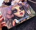 Especial 28 cores sereia, paleta de sombra de bruxa brilho fosco sombra de olho paleta maquiagem profissional